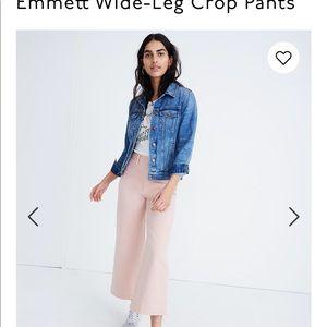 Madewell Emmitt Wide Leg
